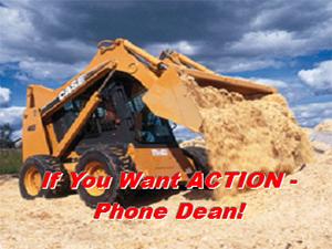action bobcat hire
