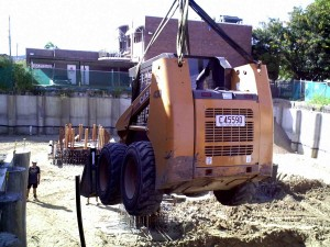 Action Bobcat Hire - Building