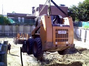 Action Bobcat Hire - Building