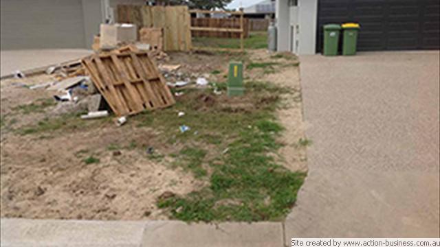 Building Site Clean-Ups