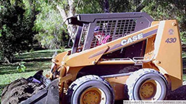 General bobcat works
