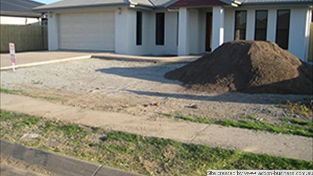 Soils Delivered & Levelled